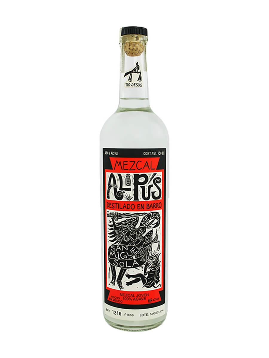 Alipus Mezcal Destilado en Barro