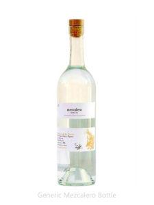 Mezcalero mezcal bottle