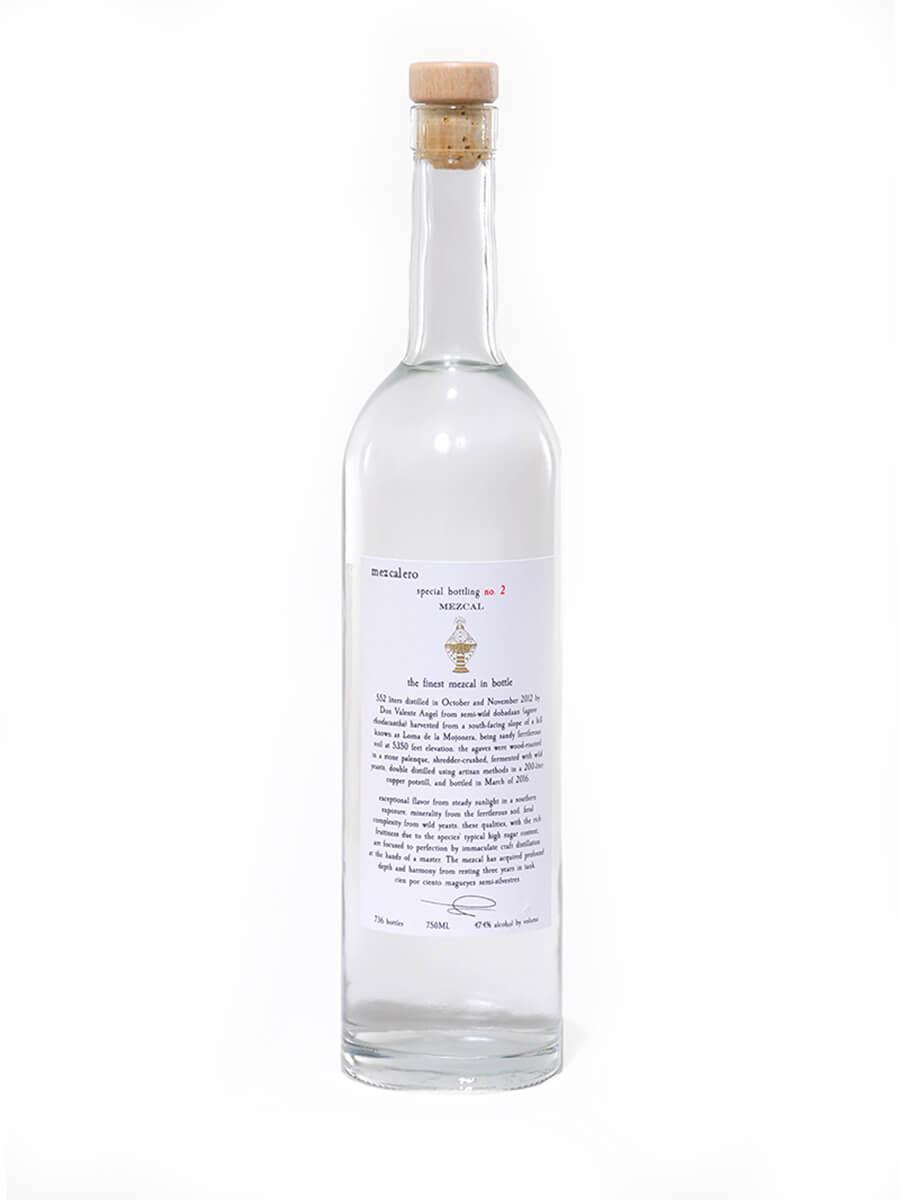 Mezcalero Special Bottling 2