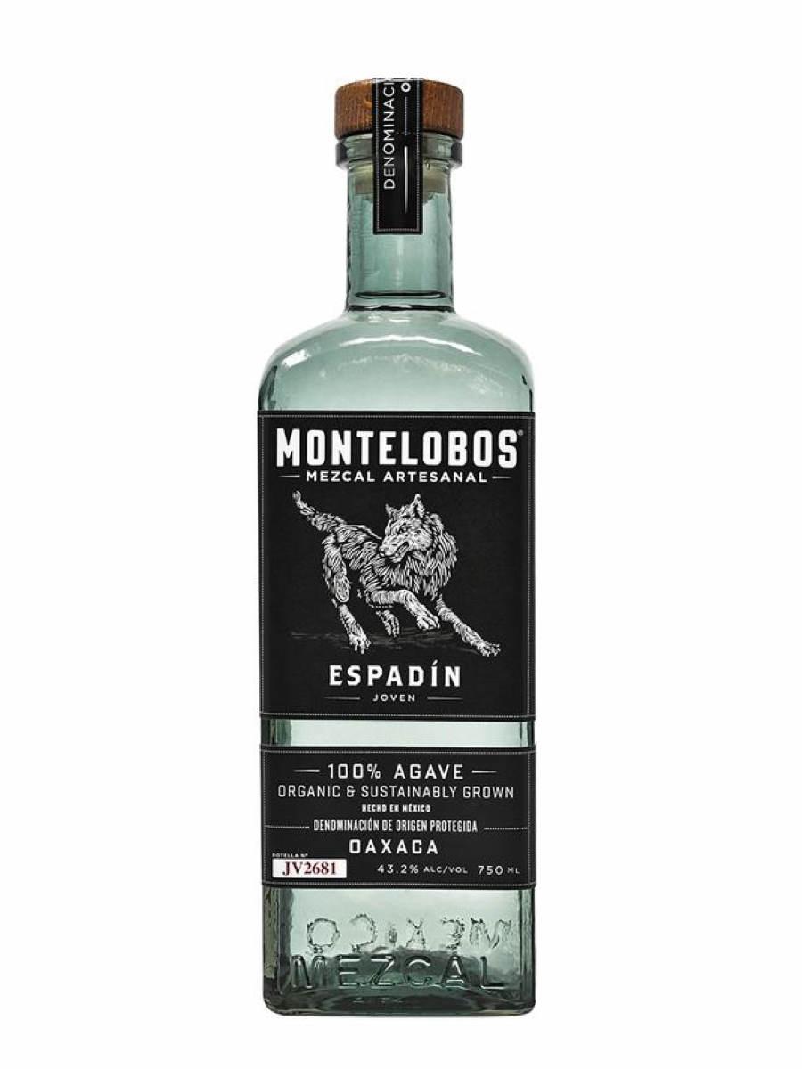 Montelobos Mezcal Espadin Joven bottle