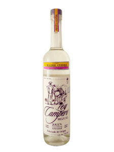 Rey Campero Madre Cuishe mezcal joven