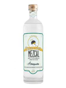 Bottle of Gracias A Dios Arroqueño Mezcal