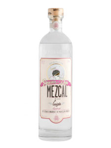 Bottle of Gracias A Dios Cuixe Mezcal