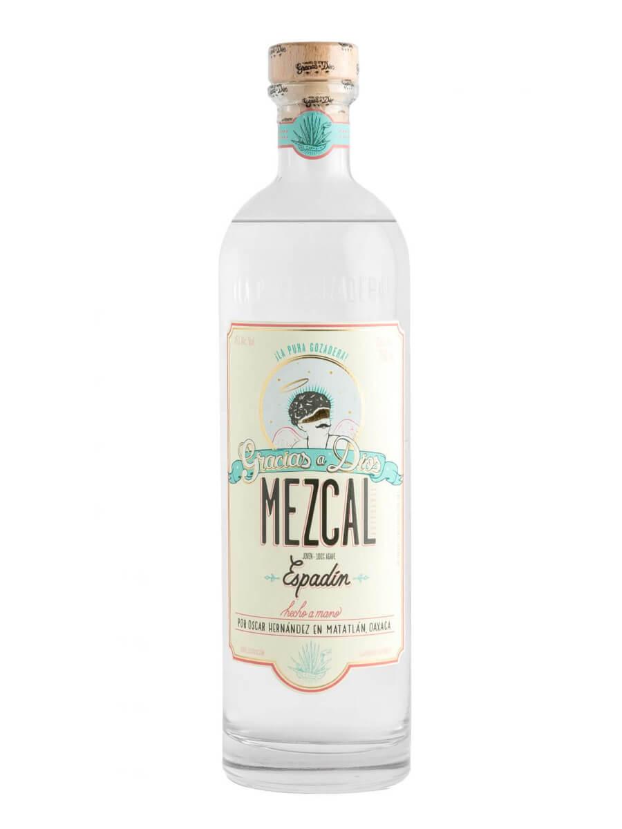 Bottle of Gracias A Dios Espadin Joven Mezcal