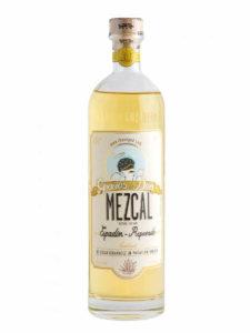 Bottle of Gracias A Dios Espadin Reposado Mezcal