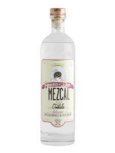 Bottle of Gracias A Dios Tobala Mezcal