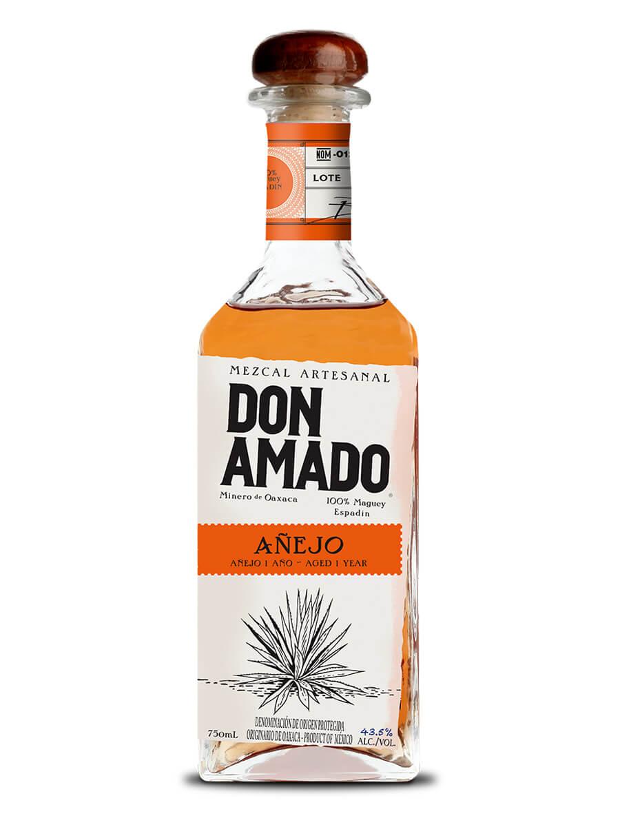 Don Amado Anejo Mezcal