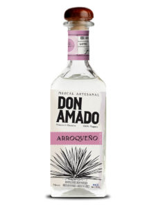 Don Amado Arroqueno Mezcal
