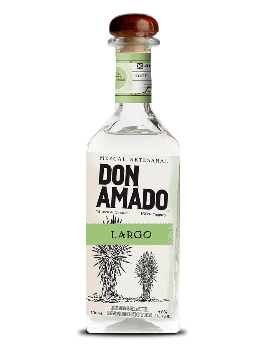Don Amado Largo Mezcal
