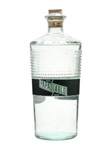 Papadiablo arroqueno mezcal