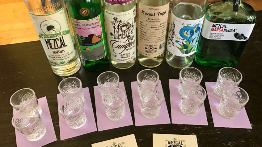 Agave Tepextate Mezcal - Blind Tasting