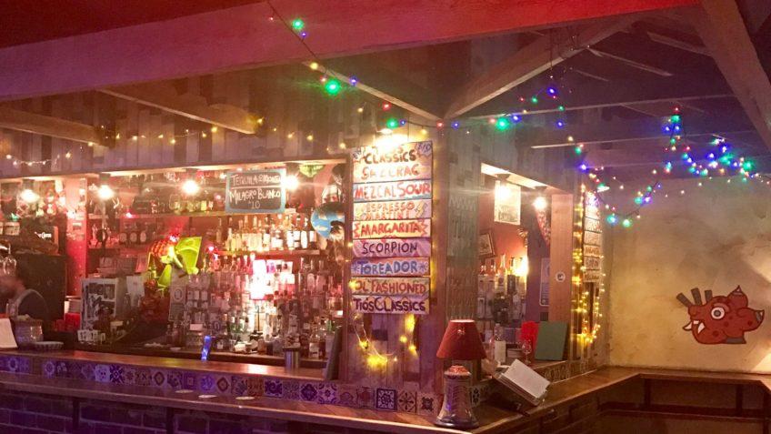 Tio's Cerveceria in Sydney Austraila