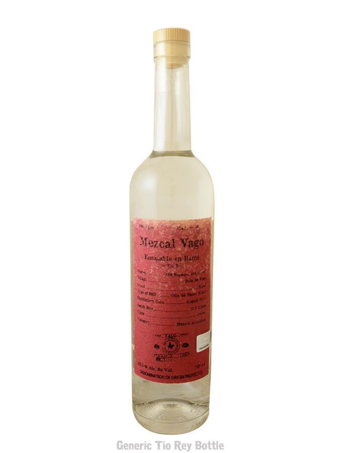 Mezcal Vago Tio Rey Generic Bottle