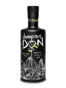 Dangerous Don Cafe Mezcal