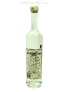 Mezcalosfera Sample Bottle