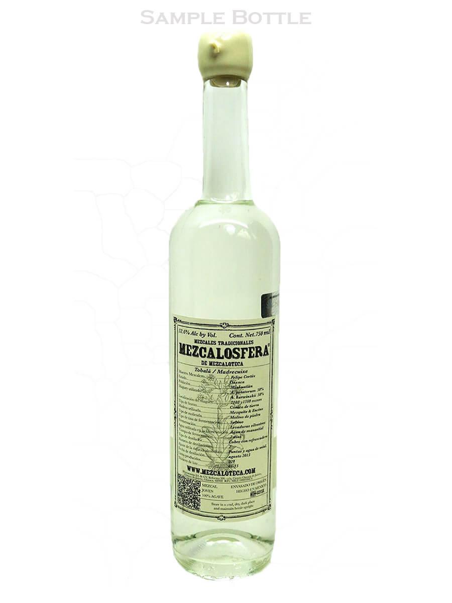 Mezcalosfera Sample Bottle