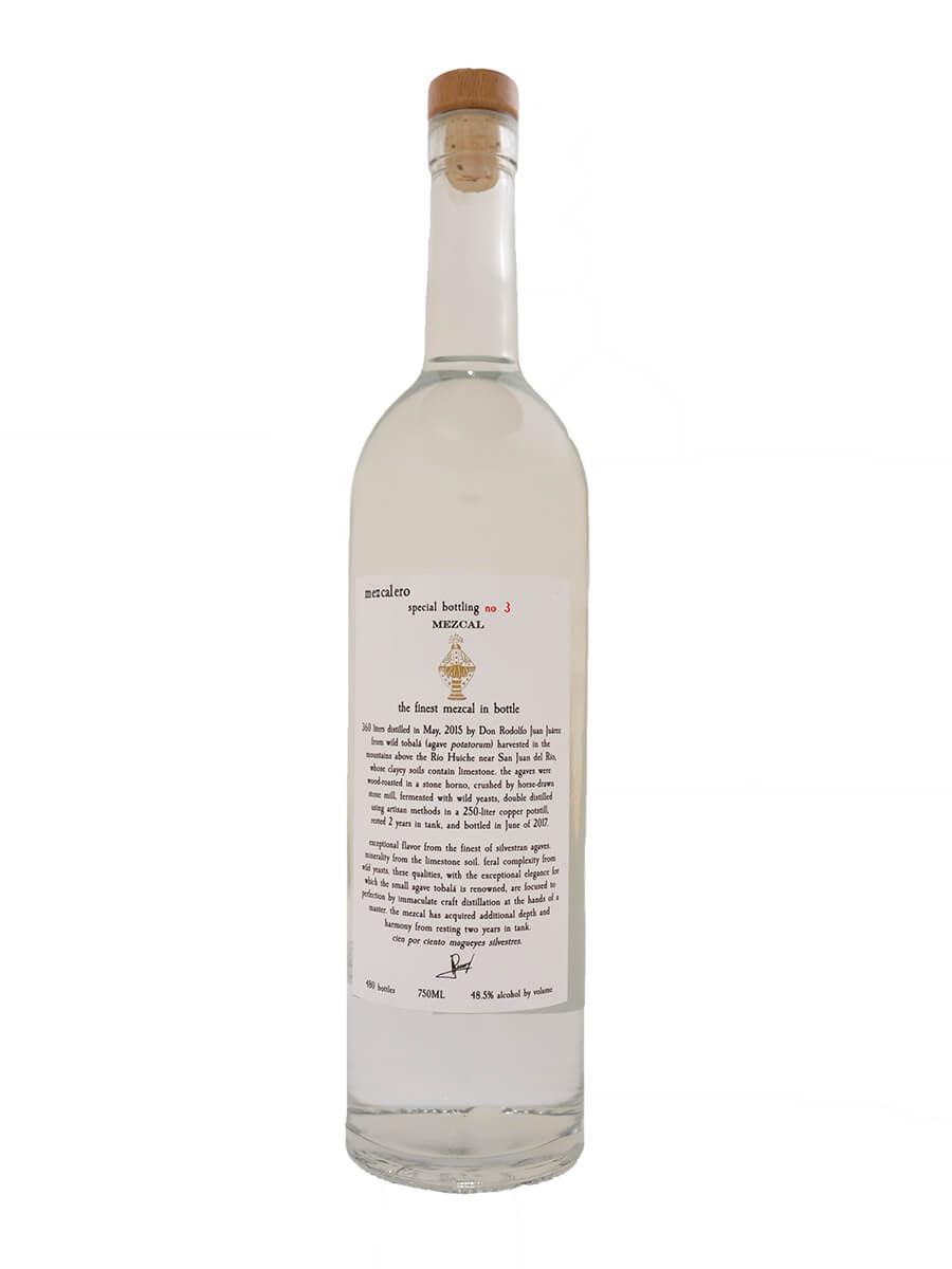 Mezcalero Special Bottling 3
