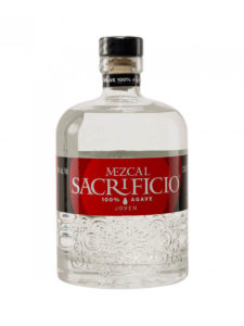 Sacrificio Mezcal Joven