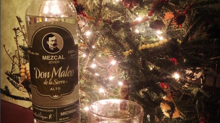 Christmas Mezcal