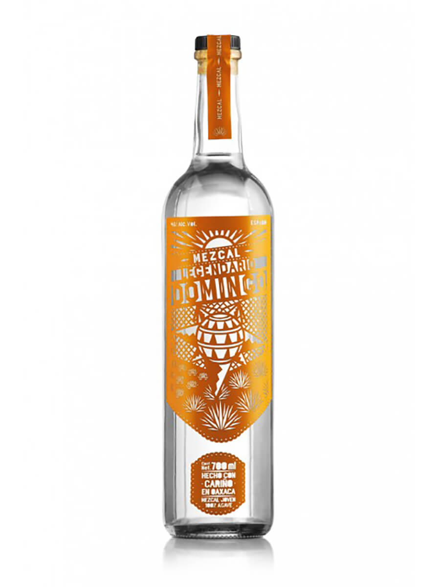 Legendario Domingo Mezcal