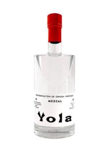 Yola Mezcal bottle