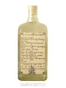 Rezpiral Sample Bottle Mezcal