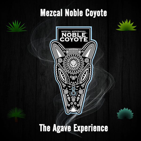 Noble Coyote mezcal