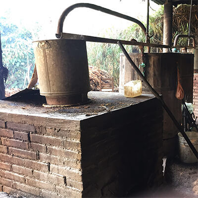 Refrescador Still Mezcal Distillation