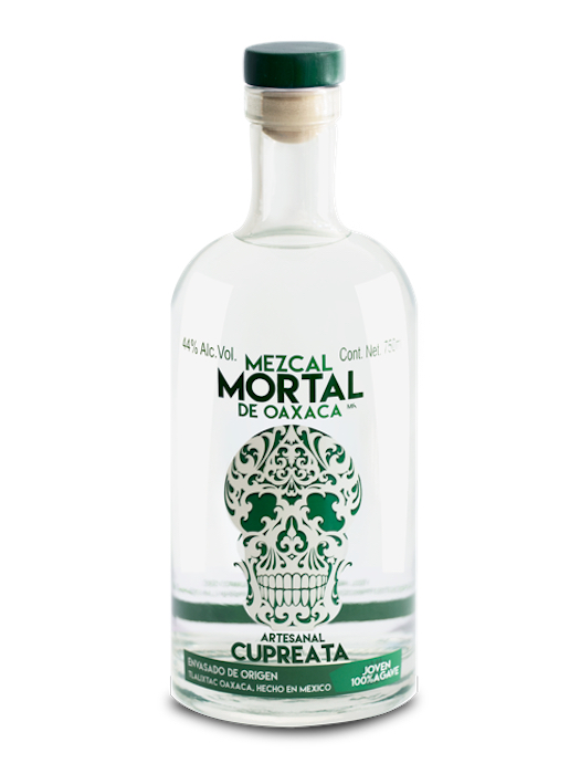 Mezcal Mortal Cupreata