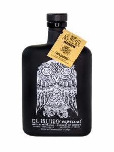 El Buho Pulquero Mezcal bottle