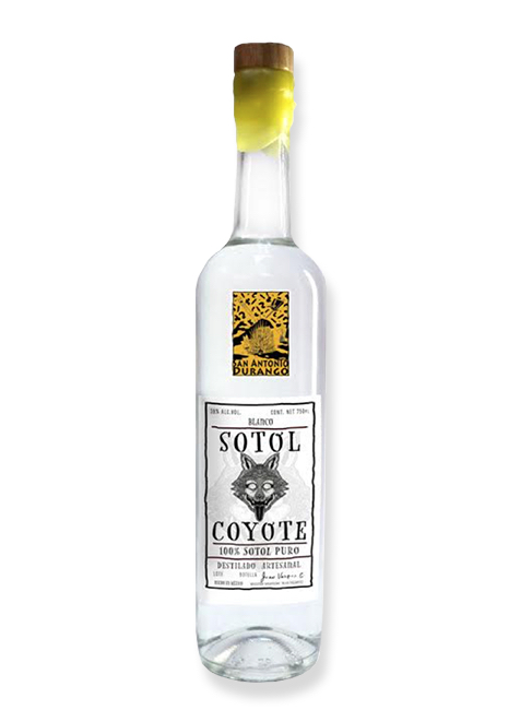 Sotol Coyote Durango blanco