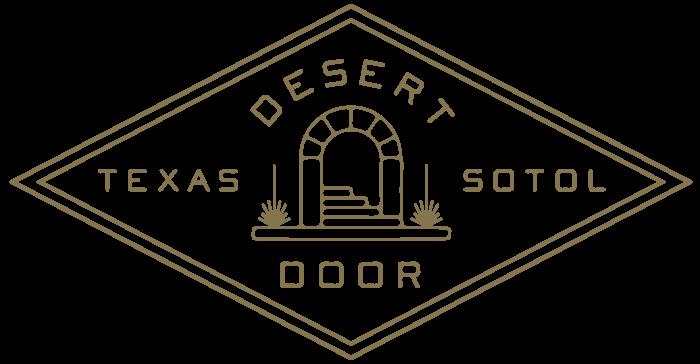 Desert Door Texas Sotol logo