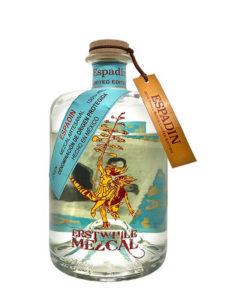 Erstwhile Mezcal Espadin Limited Edition