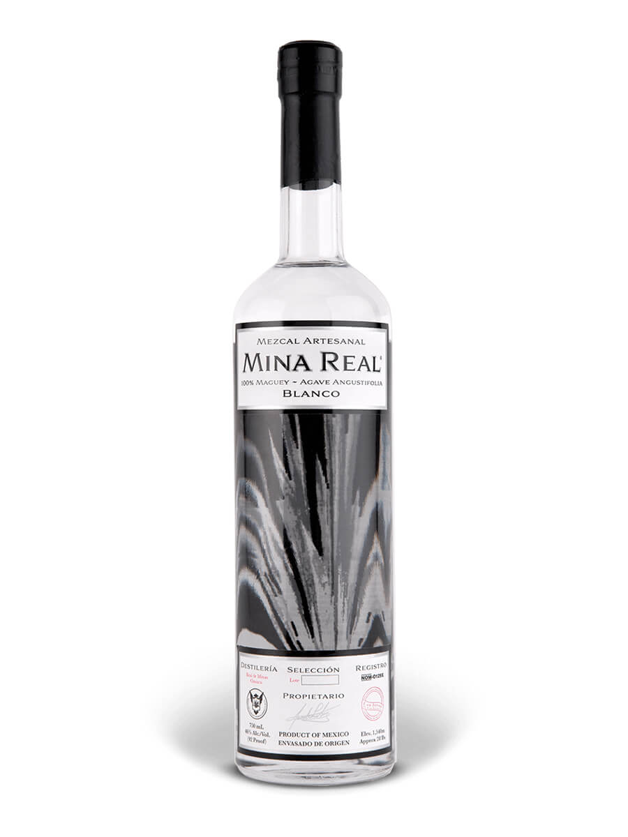 Mina Real Mezcal Blanco