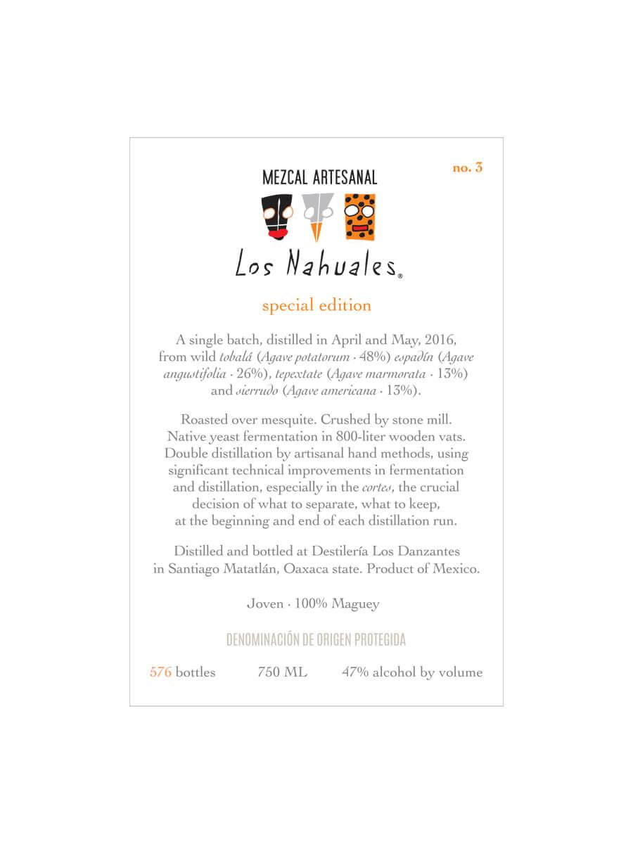 Los Nahuales Special Edition No 3
