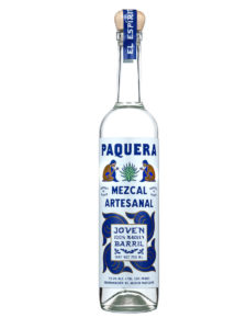 Paquera Mezcal Barril New Design