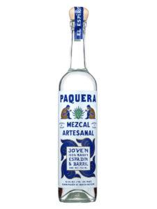 Paquera Mezcal Espadin Barril New Design