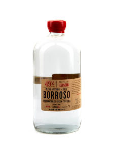Borroso Espadin Santa Catarina Minas