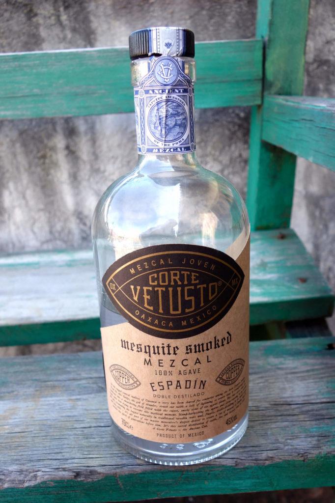 Corte Vetusto Mezcal bottle image