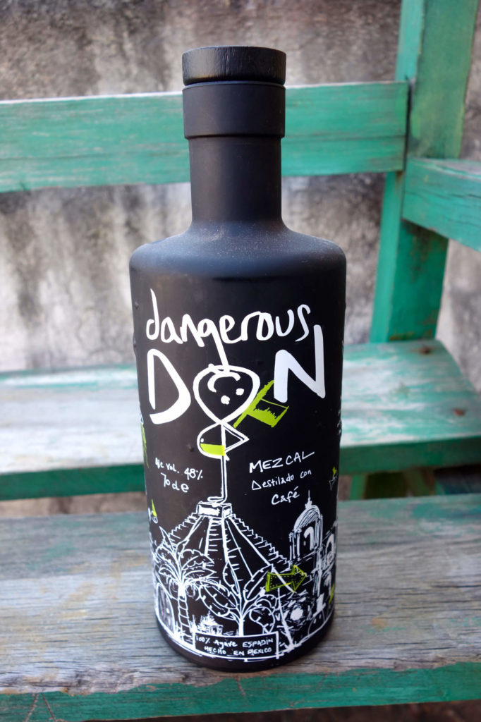 Dangerous Don Mezcal bottle image