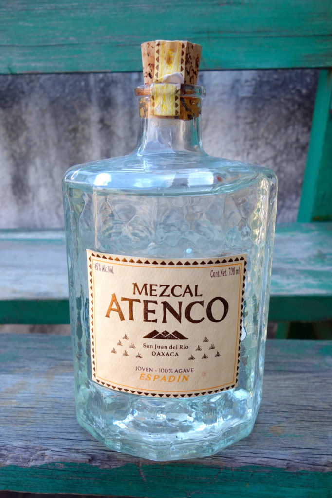 Mezcal Atenco bottle image