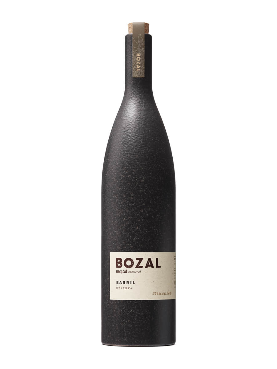 Bozal Barril Ancestral Mezcal