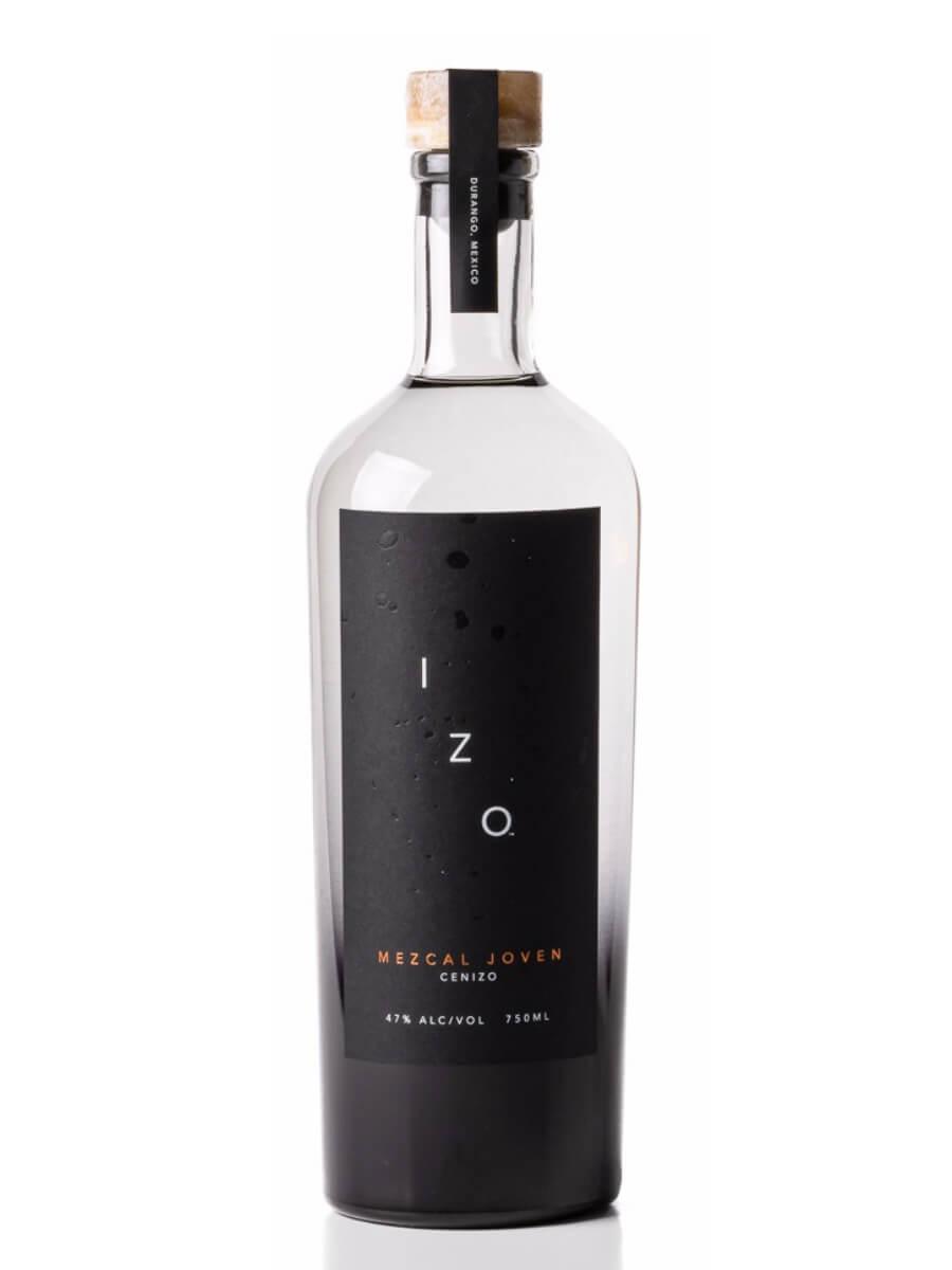 IZO Mezcal Joven bottle