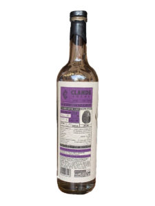 Clande Sotol Lupe Lopez Purple