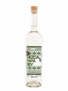 Mezcal Papa Rey Espadin Joven bottle
