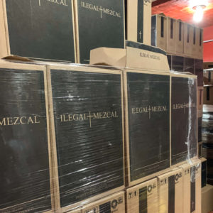 Ilegal Mezcal Boxes Oaxacking