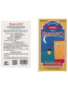 Farolito Mezcal Horno