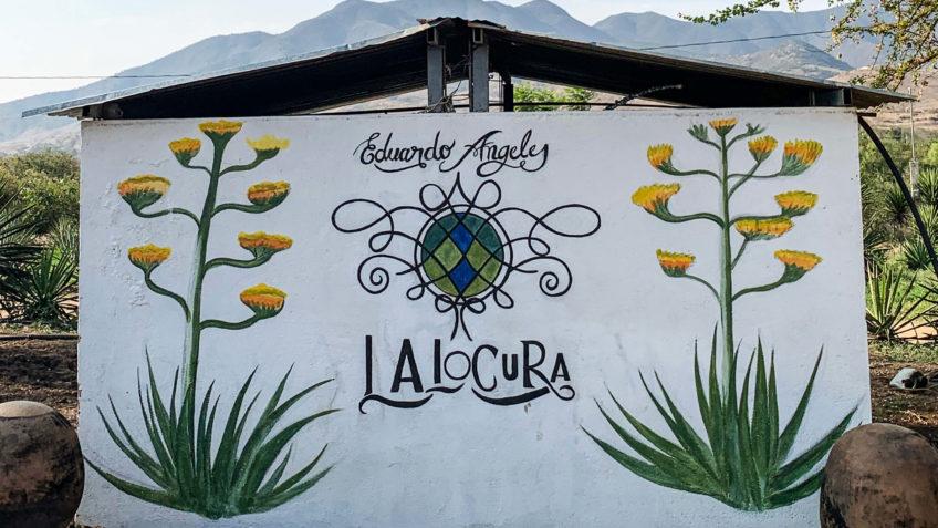 Lalocura Mezcal Logo Oaxacking