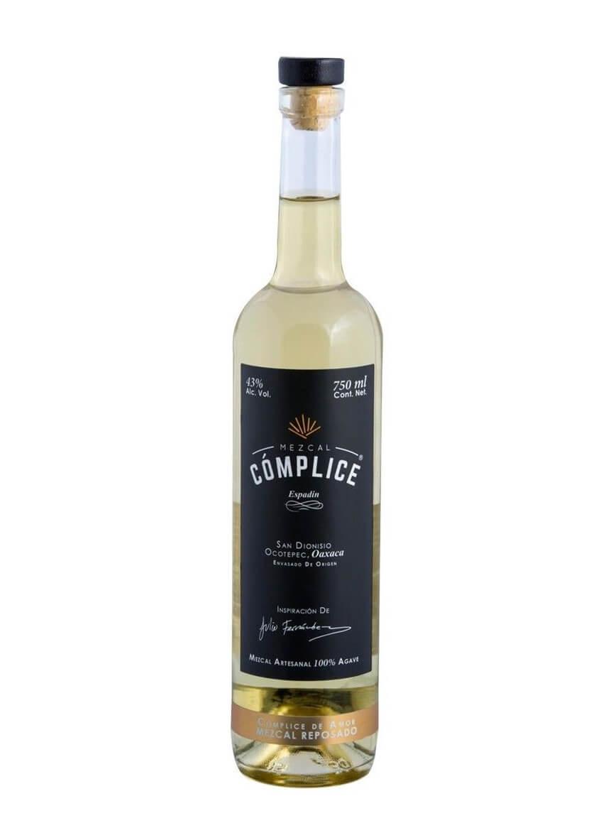 Mezcal Complice Espadin Reposado bottle