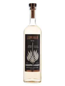 Luminar Mezcal reposado bottle